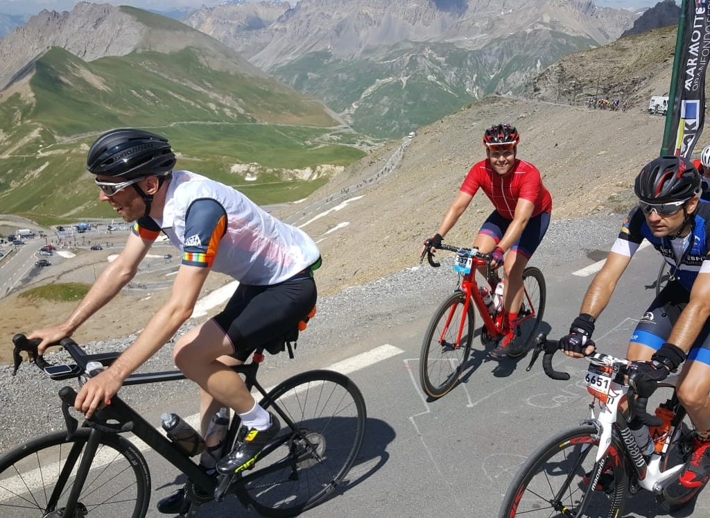 Coaching for Cycling Events